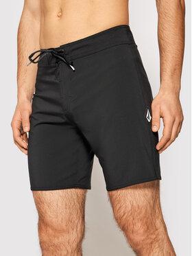 Volcom Volcom Kupaće gaće i hlače Lido Solid Mod A0812122 Crna Regular Fit