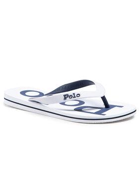 Polo Ralph Lauren Polo Ralph Lauren Σαγιονάρες Bolt 816830672002 Λευκό