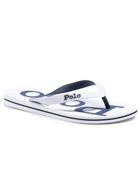 Polo Ralph Lauren Polo Ralph Lauren Žabky Bolt 816830672002 Biela