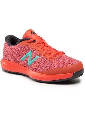 New Balance New Balance Sneakersy KC996WM4 Czerwony