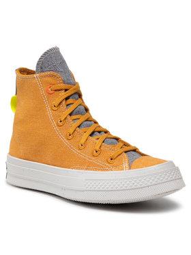 Converse Converse Sneakersy Chuck 70 Hi 168615C Oranžová