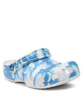 Crocs Crocs Mules / sandales de bain Classic Out Of This Worldii Cg 206868 Blanc