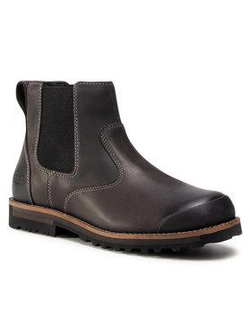 Keen Keen Členková obuv s elastickým prvkom The 59 II Chelsea 1021638 Hnedá