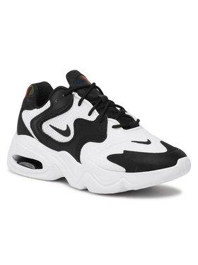 Nike Nike Buty Nike Air Max 2X CK2947 100 Biały
