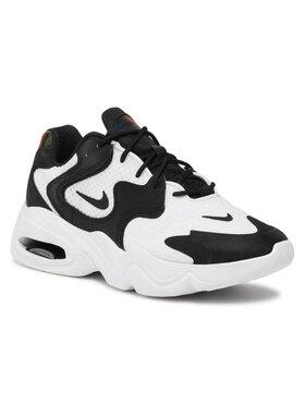 Nike Nike Обувки Nike Air Max 2X CK2947 100 Бял