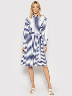 Polo Ralph Lauren Polo Ralph Lauren Sukienka koszulowa Lsl 211836475001 Kolorowy Regular Fit