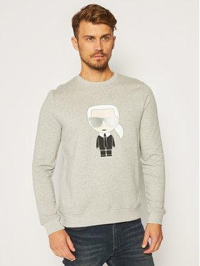 KARL LAGERFELD KARL LAGERFELD Sweatshirt Sweat 705041 502950 Grau Regular Fit