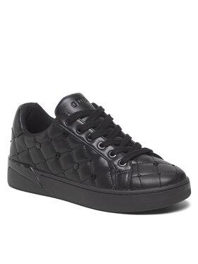 Guess Guess Sneakersy FL8BEE SMA12 Čierna