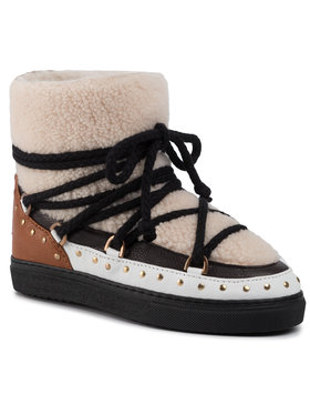Inuikii Inuikii Obuća Sneaker Curly 70102-76 Bež