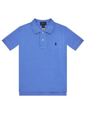 Polo Ralph Lauren Polo Ralph Lauren Тениска с яка и копчета 321603252025 Син Regular Fit