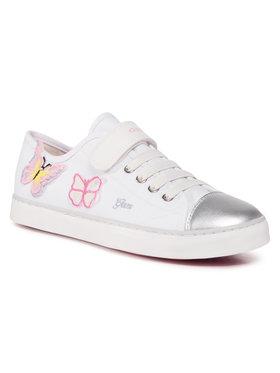 Geox Geox Sneakers J Ciak G. I J0204I 00010 C0406 D Weiß