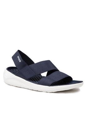 Crocs Crocs Босоніжки Literide Stretch Sandal 206081 Cиній