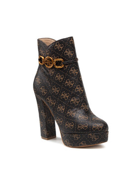 Guess Guess Čizme Sadora FL7SD2 FAL10 Smeđa