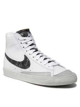 Nike Nike Обувки Blazzer Mid '77 CW6726 100 Бял