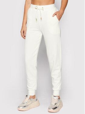 Trussardi Trussardi Spodnie dresowe 56P00294 Beżowy Slim Fit