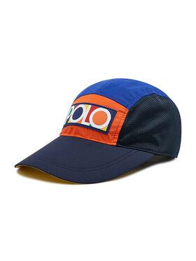 Polo Ralph Lauren Polo Ralph Lauren Καπέλο Jockey 5 Panel Long Bil Cap 710843073001 Έγχρωμο
