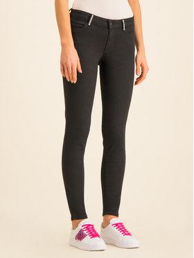 Guess Guess Дънки Skinny Fit Curve X W01AJ2 D3OA4 Черен Skinny Fit
