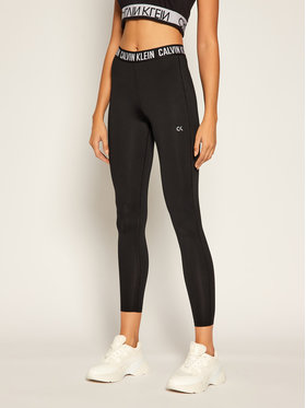 Calvin Klein Performance Calvin Klein Performance Leggings Full Length Tight 00GWF0L636 Nero Slim Fit