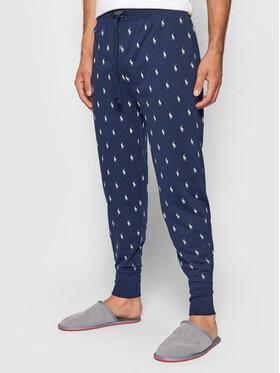 Polo Ralph Lauren Polo Ralph Lauren Spodnie dresowe Sle 714844764001 Granatowy