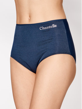 Chantelle Chantelle Εσώρουχα μοντελοποιήσης - κάτω μέρος Prime C12B80 Σκούρο μπλε