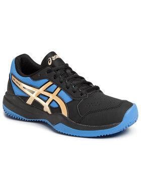 Asics Asics Schuhe Gel-Game 7 Clay/Oc Gs 1044A010 Schwarz