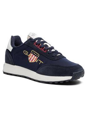 Gant Gant Sneakersy Garold 22639640 Granatowy