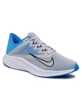 Nike Nike Обувки Quest 3 CD0230 014 Сив