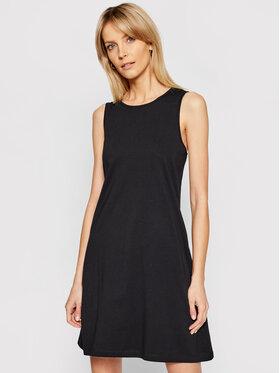 CMP CMP Повсякденна сукня 30D6516 Чорний Regular Fit