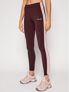 Ellesse Ellesse Leggings Sandra SGG08431 Dunkelrot Slim Fit