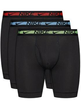 Nike Nike Set od 3 para bokserica Flex Micro 0000KE1028 Crna