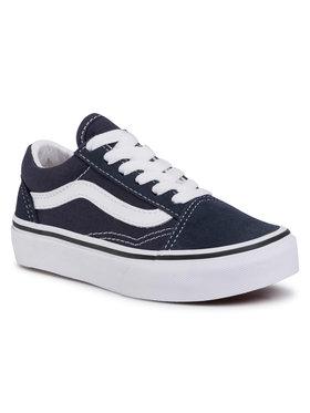 Vans Vans Πάνινα παπούτσια Old Skool VN0A4BUU0KY1 Σκούρο μπλε