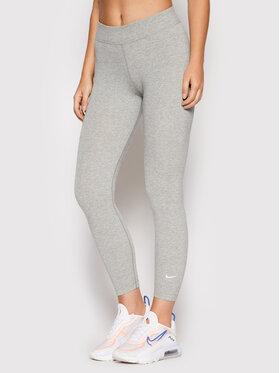 Nike Nike Leginsai Sportswear Essential CZ8532 Pilka Slim Fit