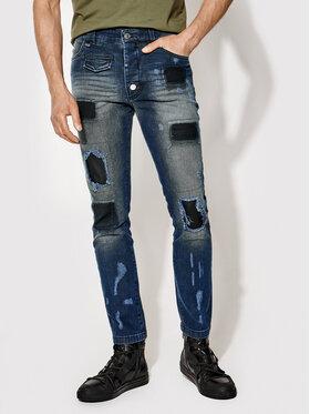 Rage Age Rage Age Prigludę (Slim Fit) džinsai Proton 1 Tamsiai mėlyna Slim Fit