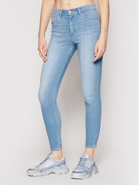 Wrangler Wrangler Jeans Body Bespoke W27HZI29R Blau Skinny Fit