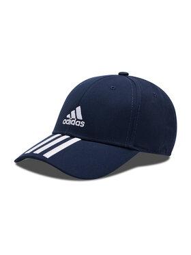 adidas adidas Cap Baseball 3-Stripes Twill Cap GE0750 Dunkelblau
