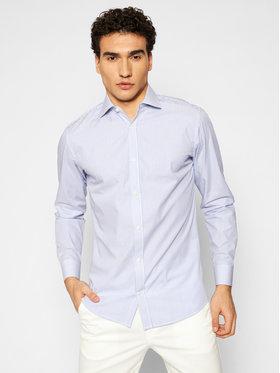 Jack&Jones PREMIUM Jack&Jones PREMIUM Košile Blaroyal 12185316 Modrá Slim Fit