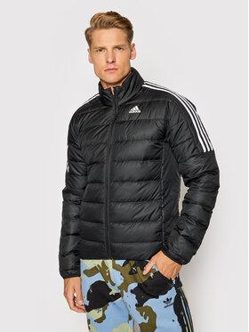 adidas adidas Geacă din puf Essentials GH4589 Negru Slim Fit