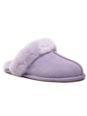 Ugg Ugg Papuče W Scuffette II 1106872 Fialová