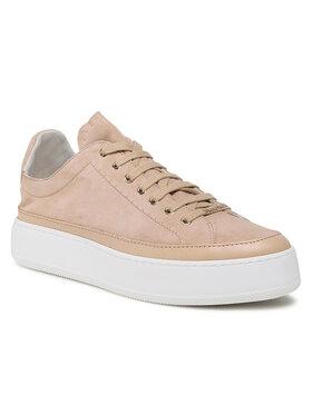 Max Mara Max Mara Sneakersy Tamila 47610316600 Béžová