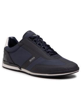 Boss Boss Sneakersy Saturn 50452024 10235008 01 Tmavomodrá