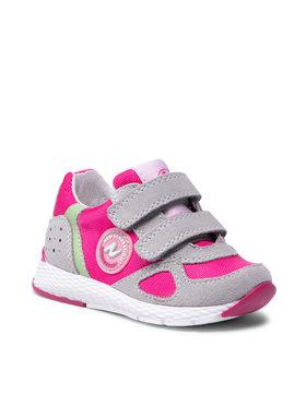 Naturino Naturino Sneakersy Isao Vl. 0012015881.01.1B43 M Sivá