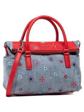 Desigual Desigual Τσάντα 21SAXA41 Μπλε