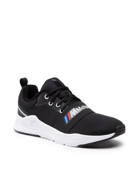 Puma Puma Sneakers BMW Mms Wired Run 306554 01 Negru