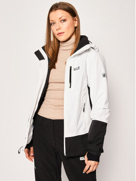 Jack Wolfskin Jack Wolfskin Snieglenčių striukė Big White 1111621-5018 Regular Fit