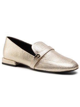 Furla Furla Slipper 1927 YC62ACO-A.0497-H8000-1-007-20-IT Goldfarben