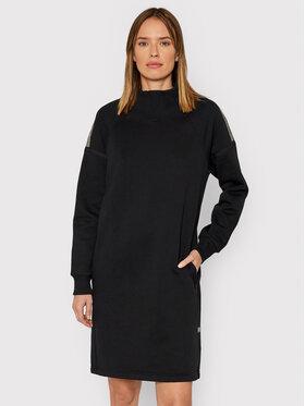 G-Star Raw G-Star Raw Плетена рокля Tape Raglan D20801-A612-6484 Черен Regular Fit