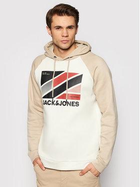 Jack&Jones Jack&Jones Μπλούζα Star Sweat 12189902 Μπεζ Regular Fit