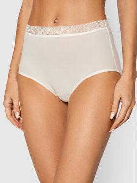Chantelle Chantelle Klasické kalhotky s vysokým pasem Soft Stretch C11G70 Bílá