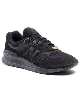 New Balance New Balance Sneakersy CM997HFX Čierna