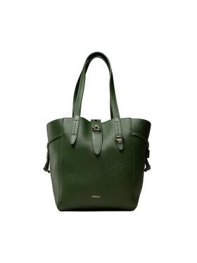 Furla Furla Τσάντα Net BZT0FUA-HSF000-EDE00-1-007-20-RO-B Πράσινο